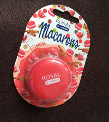 Rosal macarons balzam za usne