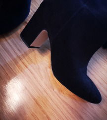 Kožne čizme do koljena, 39
