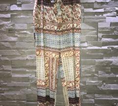 SNIŽENO Šarene široke hlače