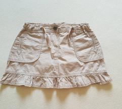 Lagana suknja za curice vel. 140