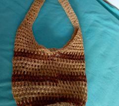 Pletena torba na prodaju