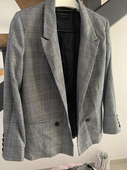 Reserved karirano odijelo - sako i hlače