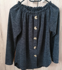 Tamnosiva majica vel. M 30 kn