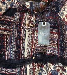 Nova Pepe Jeans haljina, 2u1