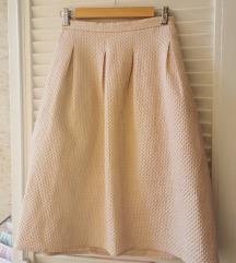 H&M midi suknja 34
