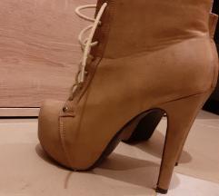 Čizme niske