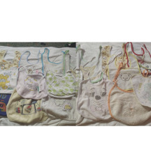Lot 15 partikli za bebe