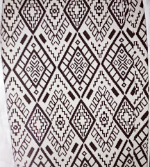 Zara astec suknja XS