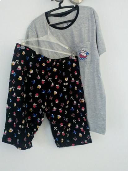 muška nova pidžama s etiketom XL