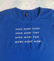 Plava majica Sinsay💙
