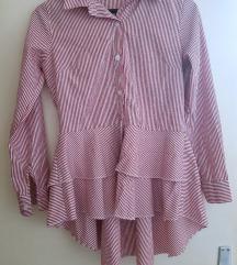 Košulja / tunika sa prugicama