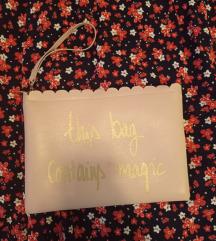 Pismo torbica This bag containts magic