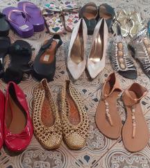 Veliki lot cipela,sandala,slapa,vel 41 sve novo