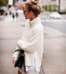 ZARA pulover alpaka i mje.vuna S