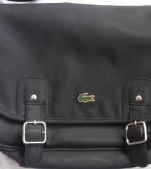 Lacoste crna torba