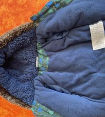 Topla dječja jaknica