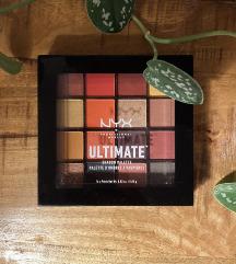 Nyx 'Ultimate' Paleta SNIŽENJE%
