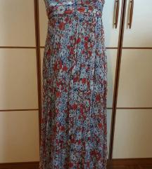 Zara maxi haljina (75 kn)