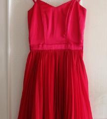 Naf Naf plisirana haljina