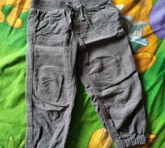 Lupilu toplije hlačice 86