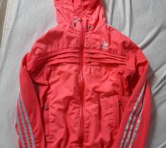 Adidas neon pink gornji dio trenirke