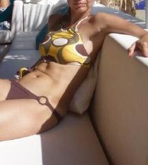 NANCY BEACHWEAR kupaći kostim/monokini🎁1+1 gratis