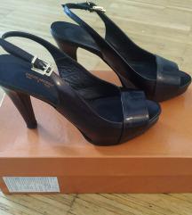 Tamno smeđe sandale
