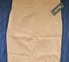 Nova kožna suknja
