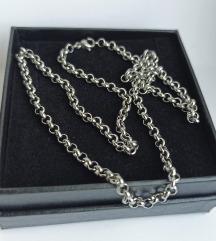 Ogrlica/lančić kirurški čelik