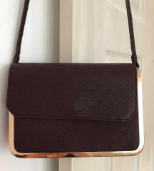 CCC bordo/ljubičasta torbica
