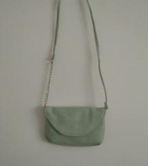 Mintasta mini torbica preko ramena