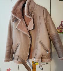 Aviator roza jakna 250 KN!!