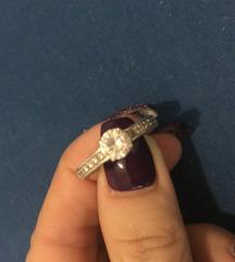 Bvlgari srebrni prsten