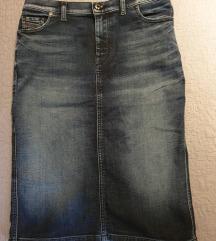 Diesel- jeans suknja