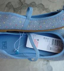F&F cipele balerinke, 38