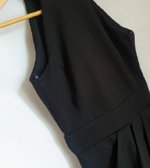 SEVENDAY elegantna crna haljina🎀
