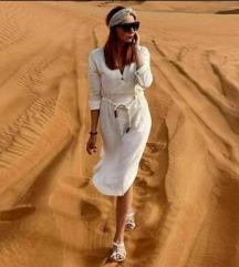 Zara desert haljina