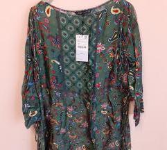 Zara nova haljina tunika,XS