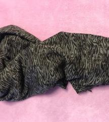 Tamno smeđa marama/šal