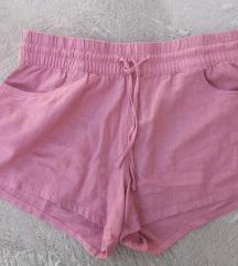 Lanene kratke hlačice