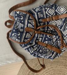 Vintage ruksačić