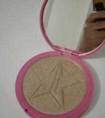 Jefree Star highlighter King+gel eyeliner pt uklj