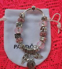 Pandora narukvica, sovice, nova!