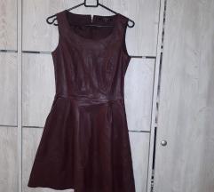 Kozna haljina reserved 34/36