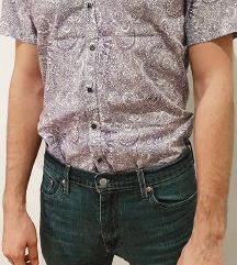 Levi's Hlače + košulja kratkih rukava