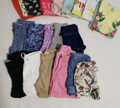 Kratke majice i hlače