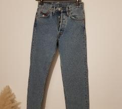 NOVE Police vintage hlače