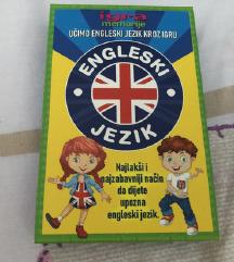 Karte za zabavno učenje engleskog jezika