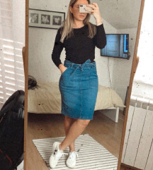 Esprit traper suknja