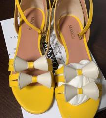 Max&Co. kožne sandale
